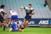Jason Taumalolo.<br /> North Queensland Cowboys v Canterbury-Bankstown Bulldogs, Round 2 of the Telstra Premiership Rugby League season on Thursday 19th March 2020.<br /> Copyright photo: © NRL Photos 2020