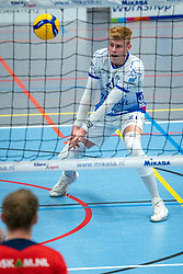 Bennie Tuinstra #21 of Lycurgus in action during the league match Taurus - Amysoft Lycurgus on January 16, 2021 in Houten.