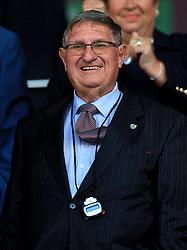 Burnley Director Clive Holt