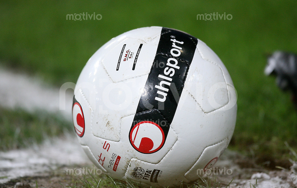 Fussball   2. Bundesliga   Saison 2006/2007   21. Spieltag Uhlsport Ball