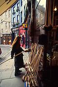 Shopping, Edinberg, Scotland<br />