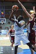 LATINA 30 GIUGNO 2012<br /> BASKET <br /> ITALIA - LETTONIA<br /> NELLA FOTO WABARA<br /> FOTO CIAMILLO