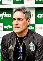 Brazilian Football League Serie A / <br /> ( Coritiba Foot Ball Club ) - <br /> Paulo Cesar Carpegiani - DT Coritiba Foot Ball Club