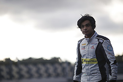 March 6, 2018 - Le Castellet, France - ARJUN MAINI of India and Trident during the 2018 Formula 2 pre season testing at Circuit Paul Ricard in Le Castellet, France. (Credit Image: © James Gasperotti via ZUMA Wire)