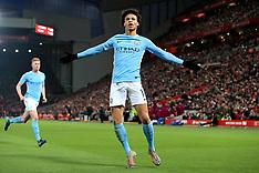 Liverpool v Manchester City - 14 January 2018