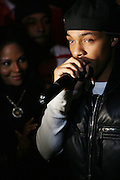 """Bow Wow at The Russell Simmons and Spike Lee  co-hosted """"I AM C.H.A.N.G.E!"""" Get out the Vote Party presented by The Source Magazine and The HipHop Summit Action Network held at Home on October 30, 2008 in New York City"""