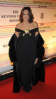 Donna Karan attends the 31st annual Kennedy Center Honors, at the John F Kennedy Center for the Performing Arts in Washington, DC on December 07, 2008