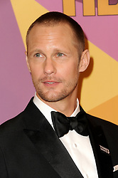 Alexander Skarsgard at the HBO's 2018 Official Golden Globe Awards After Party held at the Circa 55 Restaurant in Beverly Hills, USA on January 7, 2018. (Photo by Lumeimages/Sipa USA)