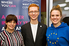European Greens Erasmus visit; Livingston, 22 March 2019