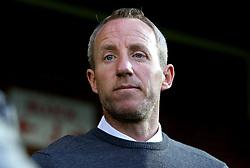 Charlton Athletic caretaker manager Lee Bowyer