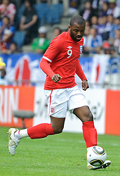 30.05.2010, UPC Arena, Graz, AUT, WM Vorbereitung, Japan vs England, im Bild Darren Bent, England, EXPA Pictures © 2010, PhotoCredit: EXPA/ S. Zangrando / SPORTIDA PHOTO AGENCY