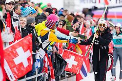 22.12.2013, Gross Titlis Schanze, Engelberg, SUI, FIS Ski Jumping, Engelberg, Herren, im Bild Kamil Stoch (POL) // during mens FIS Ski Jumping world cup at the Gross Titlis Schanze in Engelberg, Switzerland on 2013/12/22. EXPA Pictures © 2013, PhotoCredit: EXPA/ Eibner-Pressefoto/ Socher<br /> <br /> *****ATTENTION - OUT of GER*****