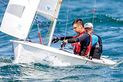, Travemünder Woche 20. - 29.07.2018, Vaurien - ITA 36386 -  - Francesco GRAZIANI - Alessandro GOLINELLI - LNI Pisa -  -