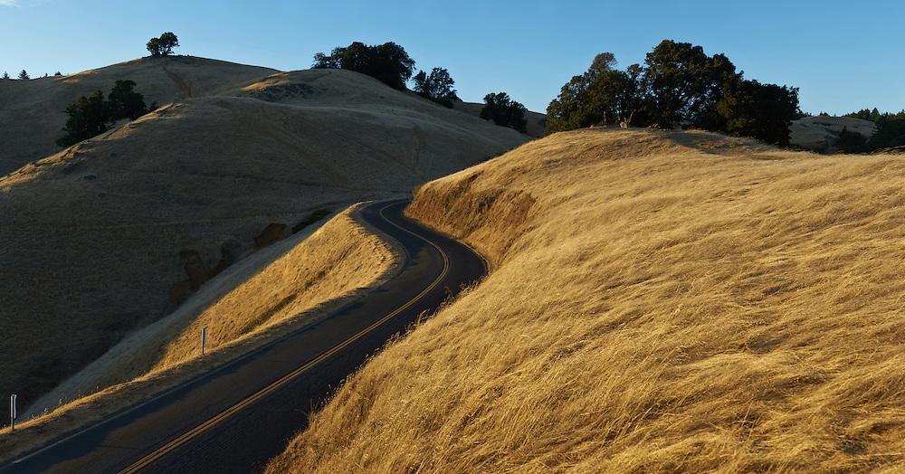 Winding Mountain Road. 36646 x 19209 pixels