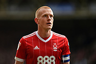Nottingham Forest midfielder Ben Watson (32) during the EFL Sky Bet Championship match between Nottingham Forest and Derby County at the City Ground, Nottingham, England on 11 March 2018. Picture by Jon Hobley.