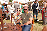 LISA BREWER; ALLAN BREWER, Cartier Style et Luxe at the Goodwood Festival of Speed. Goodwood House. 5 July 2009.