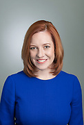 White House Press Secretary Jen Psaki, nominated by President Joe Biden in 2020.