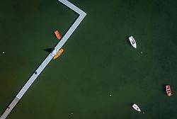 THEMENBILD - ein Steg am Zeller See, aufgenommen am 30. Juni 2019 in Zell am See, Österreich // a pier at the Zeller lake, Zell am See, Austria on 2019/06/30. EXPA Pictures © 2019, PhotoCredit: EXPA/ JFK