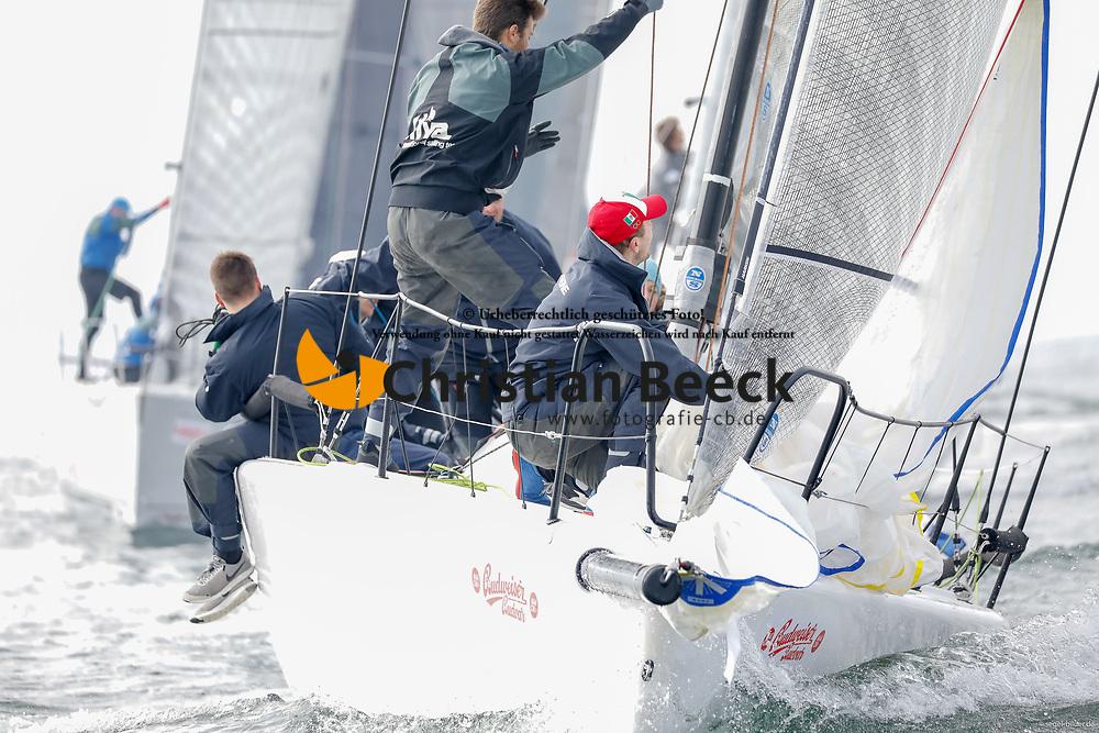 , Kiel - Maior 28.04. - 01.05.2018, ORC 3 - Old Jug - GER 187 - Melges 32 Mod - Felix Streckenbach - RVG