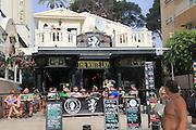 The White Lion British pub, Levante beach, Benidorm, Alicante province, Spain