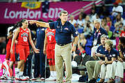 DESCRIZIONE : Basketball Jeux Olympiques Londres Demi finale<br /> GIOCATORE : Auriemma Geno USA <br /> SQUADRA : USA FEMME<br /> EVENTO : Jeux Olympiques<br /> GARA : USA AUSTRALIE<br /> DATA : 09 08 2012<br /> CATEGORIA : Basketball Jeux Olympiques<br /> SPORT : Basketball<br /> AUTORE : JF Molliere <br /> Galleria : France JEUX OLYMPIQUES 2012 Action<br /> Fotonotizia : Jeux Olympiques Londres demi Finale Greenwich Arena<br /> Predefinita :