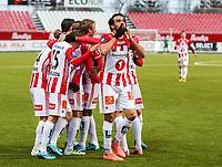 Fotball<br /> Tippeliga 2016<br /> Tromsø IL vs Strømsgodsen (2-0)<br /> <br /> Sofiane Moussa, Tromsø<br /> <br /> NB!! Ikke for Nordlys!<br /> <br /> Foto: Tom Benjaminsen / Digitalsport
