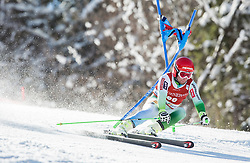 Martin Cater (SLO) competes during 9th Men's Giant Slalom race of FIS Alpine Ski World Cup 55th Vitranc Cup 2016, on March 4, 2016 in Kranjska Gora, Slovenia. Photo by Vid Ponikvar / Sportida
