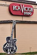 RCA Studio B legendary recording studio in Nashville, TN.