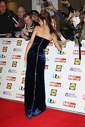 Cheryl Fernandez-Versini, Pride of Britain Awards, Grosvenor House Hotel, London UK. 28 September, Photo by Richard Goldschmidt /LNP © London News Pictures