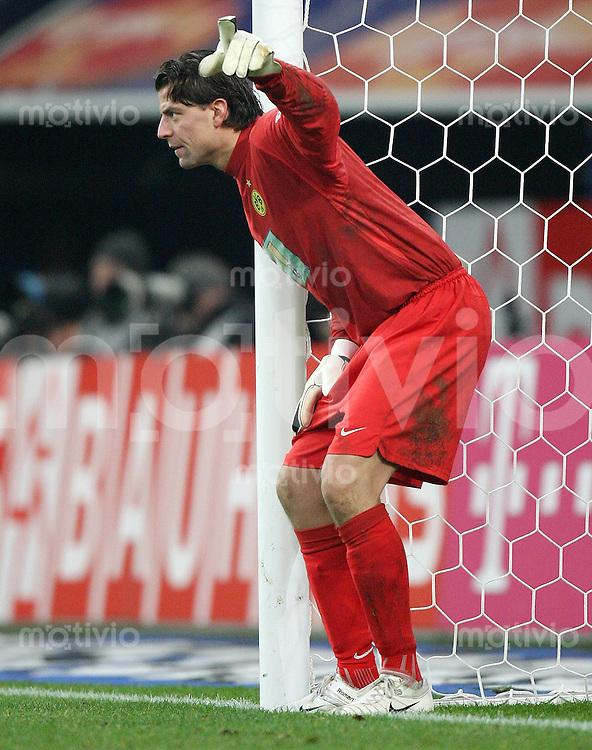 Fussball  1. Bundesliga  Saison 2006/2007 Torwart Roman WEIDENFELLER (Borussia Dortmund)