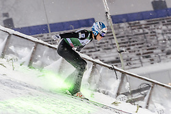 February 8, 2019 - Lahti, Finland - Junshirō Kobayashi participates in FIS Ski Jumping World Cup Large Hill Individual training at Lahti Ski Games in Lahti, Finland on 8 February 2019. (Credit Image: © Antti Yrjonen/NurPhoto via ZUMA Press)