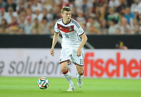 Fotball<br /> Tyskland v Armenia<br /> 06.06.2014<br /> Foto: Witters/Digitalsport<br /> NORWAY ONLY<br /> <br /> Toni Kroos (Deutschland)<br /> Fussball, Testspiel, Deutschland - Armenien 6:1