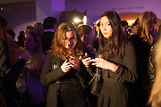 EMMA SPEDDING; EMMA HAMMOND, Maison Triumph launch to celebrate the beginning of London fashion week. Monmouth St. 14 February 2013.