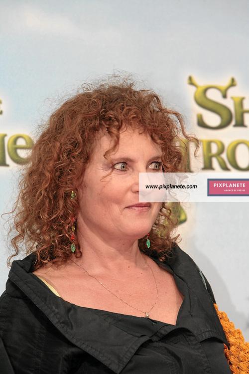 Valérie Mairesse - Avant Première à Paris du troisième volet de Shrek - 7/6/2007 - JSB / PixPlanete