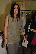 ROISIN LINNANE, The Arthur Cox Irish Fashion Showcase 2015,  Irish based designers chosen to be part of this year's Arthur Cox Irish Fashion Showcases The Mall Galleries, London. 13 May 2015.