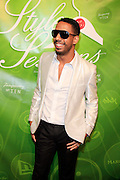 Ryan Leslie at The Tanqueray 3rd annual Style Sessions tour, making its tenth stop with a grande finale in NYC on May 29, 2008 at The Metropolitan Pavillion...Tanqueray Style Sessions is a private, invite-only affair showcasing limited edition apparel by Tanqueray?s partnering brands such as Marc Ecko, New Era, and Zero Halliburton. Responsible trendsetters, who don the culture, will experience an evening of music, art and fashion while discovering the three styles of Gin; London Dry, No. Ten and Rangpur.
