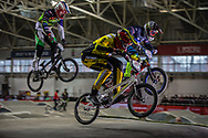 #436 (MIR Amidou) FRA at the 2016 UCI BMX Supercross World Cup in Manchester, United Kingdom<br /> <br /> A high res version of this image can be purchased for editorial, advertising and social media use on CraigDutton.com<br /> <br /> http://www.craigdutton.com/library/index.php?module=media&pId=100&category=gallery/cycling/bmx/SXWC_Manchester_2016