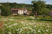 Dornrös'chen Hotel, Annelsbacher Tal, Höchst, Odenwald, Naturpark Bergstraße-Odenwald, Hessen, Deutschland | Dornrös'chen Hotel, Annelsbacher Tal, Höchst, Odenwald, Hesse, Germany