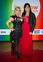 Samantha Fox  at  the Rainbow Honours Awards, at Madame Tussauds, London. 04.12.19
