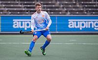 AMSTELVEEN  - Jelle Galema (Ned)  tijdens de   training Nederlands hockeyteam mannen voor de Pro League wedstrijden tegen Groot Brittannie   COPYRIGHT KOEN SUYK