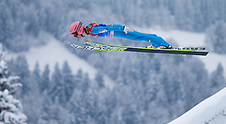 31.12.2014, Olympiaschanze, Garmisch Partenkirchen, GER, FIS Ski Sprung Weltcup, 63. Vierschanzentournee, Training, im Bild Stefan Kraft (AUT) // during Trial Jump of 63rd Four Hills Tournament of FIS Ski Jumping World Cup at the Olympiaschanze, Garmisch Partenkirchen, Germany on 2014/12/31. EXPA Pictures © 2014, PhotoCredit: EXPA/ JFK