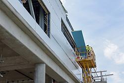 Boathouse at Canal Dock Phase II | State Project #92-570/92-674 Construction Progress Photo Documentation No. 13 on 21 Julyl 2017. Image No. 10
