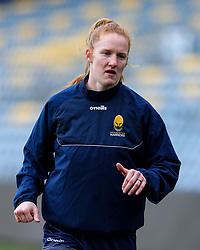 Paige Farries of Worcester Warriors Women  - Mandatory by-line: Nick Browning/JMP - 20/12/2020 - RUGBY - Sixways Stadium - Worcester, England - Worcester Warriors Women v Harlequins Women - Allianz Premier 15s