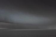 Zonsondergang Waddenzee bij Sexbierum.