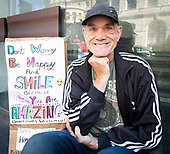 Homeless Man 15th July 2018