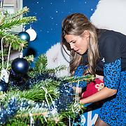 NLD/Amsterdam/20181206 - Sky Radio's Christmas Tree For Charity, Kim Kotter