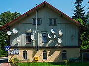 Dom w Dusznikach-Zdroju, Polska<br /> House in Duszniki-Zdrój, Poland