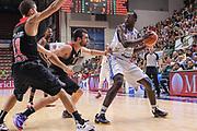 DESCRIZIONE : Trofeo Meridiana Dinamo Banco di Sardegna Sassari - Olimpiacos Piraeus Pireo<br /> GIOCATORE : Christian Eyenga<br /> CATEGORIA : Passaggio<br /> SQUADRA : Dinamo Banco di Sardegna Sassari<br /> EVENTO : Trofeo Meridiana <br /> GARA : Dinamo Banco di Sardegna Sassari - Olimpiacos Piraeus Pireo Trofeo Meridiana<br /> DATA : 16/09/2015<br /> SPORT : Pallacanestro <br /> AUTORE : Agenzia Ciamillo-Castoria/L.Canu