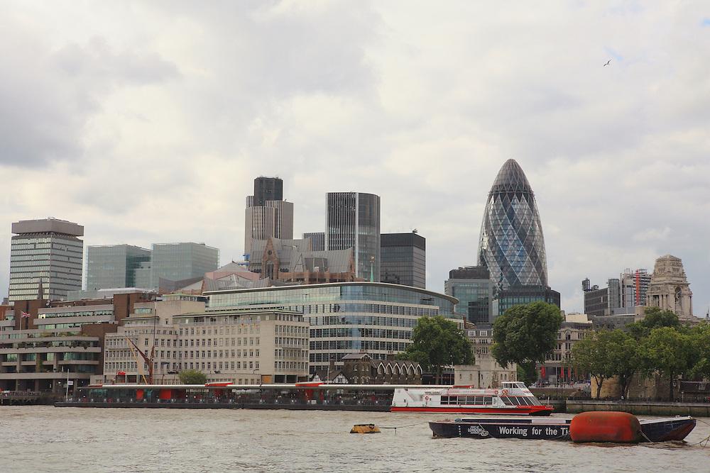 City Of London - London, UK