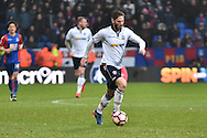 Bolton Wanderers Midfielder, James Henry (24)  during the The FA Cup 3rd round match between Bolton Wanderers and Crystal Palace at the Macron Stadium, Bolton, England on 7 January 2017. Photo by Mark Pollitt.
